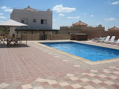 Photo for Large detached villa with large pool near Granada - 5 nights minimum stay