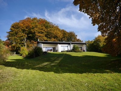 Photo for Holiday bungalow in the Hochsauerland between Winterberg and Willingen