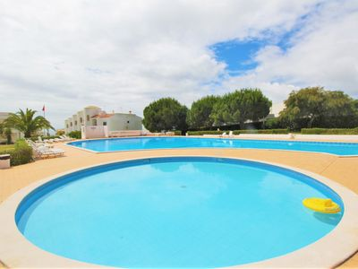 Photo for Apartment with swimming pool