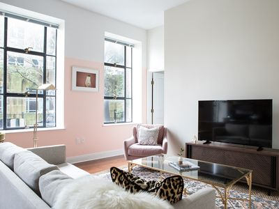 Photo for Modern 1BR in Arts/Warehouse District by Sonder
