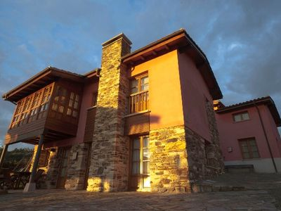 Photo for Casa de Abajo, an ideal place to rest and enjoy Asturias