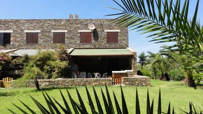 Photo for Cottage in the countryside, near the beach / ideal for family holidays