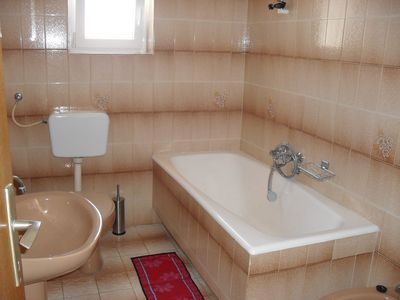 Photo for Holiday apartment with 2 bathrooms