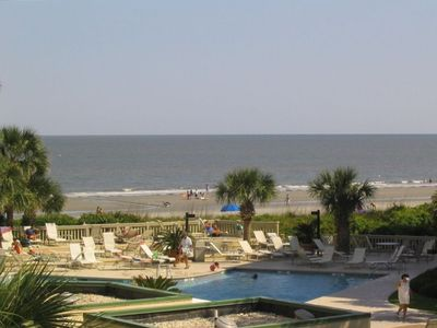 Photo for Villamare-Luxury Oceanfront Complex-Prestigious Palmetto Dunes Special Feb