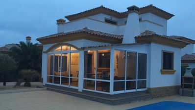 Photo for 4 BED VILLA SPAIN 25 MIN FROM ALICANTE AIRPORT