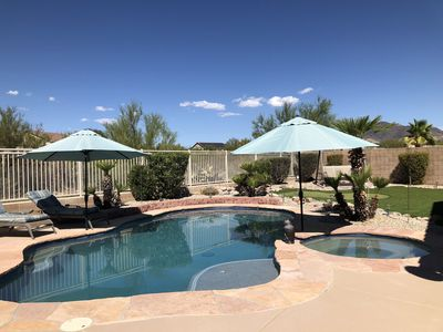Photo for Backyard Oasis in Northern Scottsdale in a beautiful Gated Community