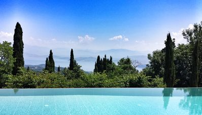 Photo for Annalena - luxurious very private villa with infinity pool on the NE coast