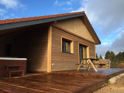 Photo for Chalet in Gerardmer with spa