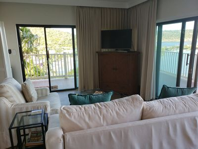 Photo for Luxury, wrap around balc. Great views. Rate includes cleaning fee. C7