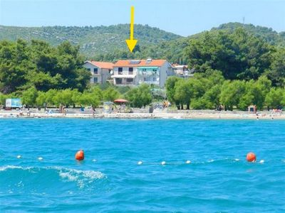 Photo for Apartments Bože, (15761), Vodice, Vodice riviera, Croatia