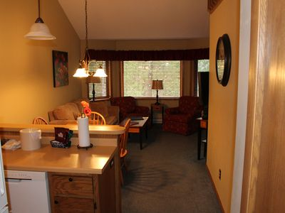Photo for Landmark Resort, 2 bdrm, 1 bath, Low Rates! Door County tax in nightly rate.