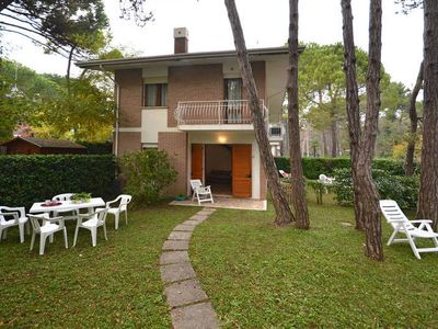 Photo for Apartment Villa Annamaria  in Lignano - Pineta, Adriatic Sea / Adria - 6 persons, 2 bedrooms