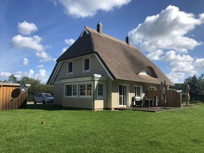Photo for Holiday living under thatched roof - 4 bedrooms, 2 bathrooms, large garden and terrace