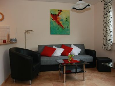Photo for new, quiet, small. Apartment for 2 no pets - no smoking /