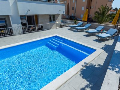 Photo for Double Room with Balcony and Pool