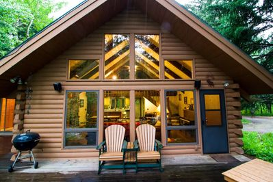 Uppa Creek Cabin, this is the place for you