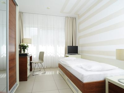 Photo for Great 1-room apartment incl. Cleaning service and Wi-Fi