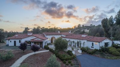 Photo for Stunning Estate with Ocean Views in Rancho Santa Fe NEW LISTING DISCOUNT