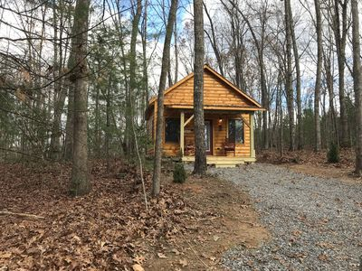 Photo for Newly Built 2018 Cabin