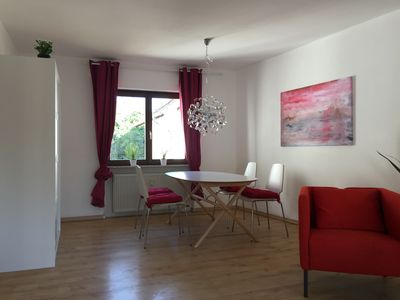 Photo for 2BR Apartment Vacation Rental in Essenheim