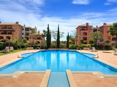 Photo for LUXURY 2 BEDROOM APARTMENT IN VILAMOURA VACATION II