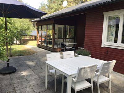 Photo for Holiday home by the beach in Yngsjö