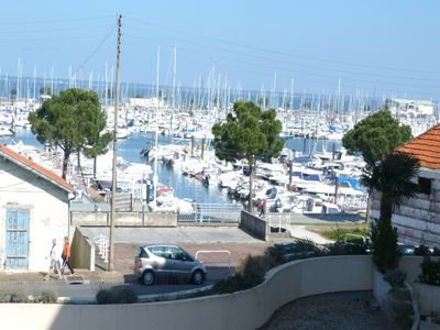 Photo for ARCACHON SMALL PORT - F3 CROSSING 150 M FROM THE BEACH
