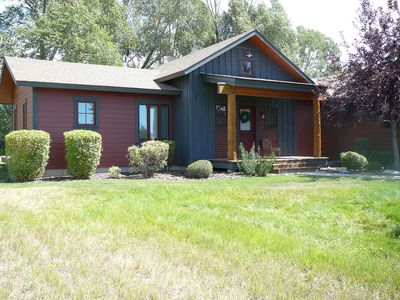 Photo for Teton Creek Home 8 - Comfortable Mountain Vacation Waiting For You!