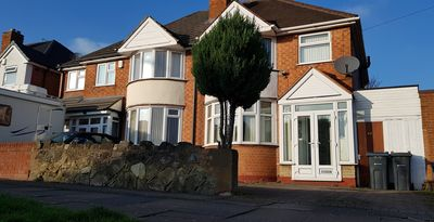 Photo for Luxurious semi detached modern house Near NEC