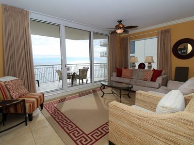 Photo for Indigo West 1204- Beach Front Unit with Luxurious Interior and Amenities!