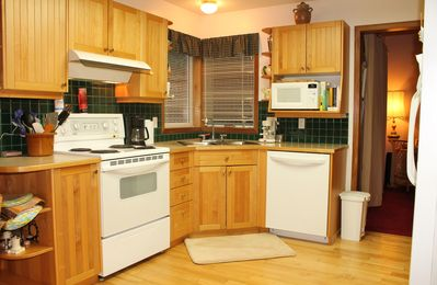 Gourmet kitchen for all those wonderful memorable meal moments