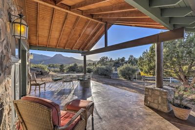 Your dream central Arizona holiday awaits at this stunning Prescott house.
