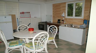 Photo for 3 bedroom houses, on the ground floor seen pool