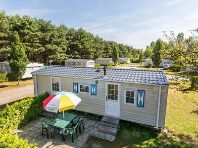 Photo for Beautiful apartment for 4 guests with pool, TV, pets allowed and parking