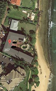 Photo for C Sunrise On Your Own Private Beach, Located On The Kauai Path!