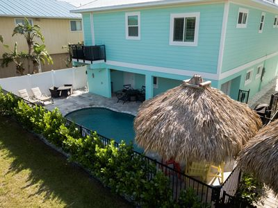 REEF OF PARADISE 4 BDR 3 BATH LUXURY VACATION RENTAL GULF VIEW