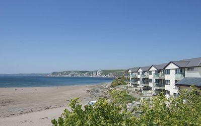 Photo for 2BR Cottage Vacation Rental in Bigbury-on-Sea
