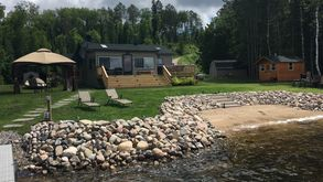 Photo for 2BR Cabin Vacation Rental in Side Lake, Minnesota
