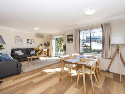 Photo for Subiaco Village with pool, BBQ & spa - free parking and wifi - two bedroom