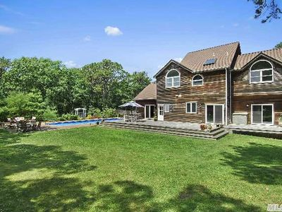 Photo for Modern Vacation Retreat in East Hampton - 2-Acres
