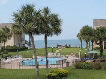 Summerhouse Beach & Racquet Club, Crescent Beach, FL, USA