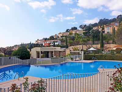 Photo for Vacation home Le Belvedère in La Londe Les Maures - 6 persons, 2 bedrooms