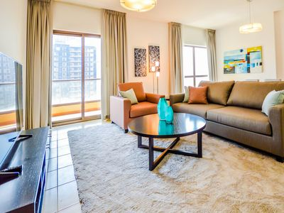 Photo for Mesmerizing 2BR Apartment with Amazing Views