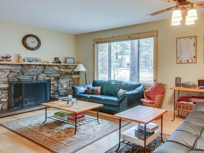 Photo for Cozy single-level home just 2 miles to Heavenly Mountain Resort!