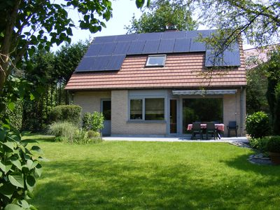 Photo for Stone house for 6 people. with garden and parking
