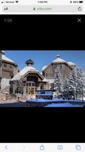 Photo for Hyatt Mountain Lodge ski in and out, lots of amenities