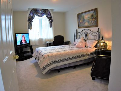 Photo for Master Bedroom w/Ensuite 2nd floor Toronto North York, Females Only
