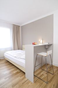 Photo for Comfort apartment including Wi-Fi and parking in the underground car park