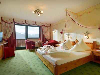 Photo for 3-6 days double room, shower and bath, WC - Hotel AlpenSchlössl