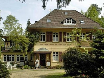 Photo for Holiday apartment Unterlüß for 2 - 4 persons with 1 bedroom - Holiday apartment in one or multi-fami